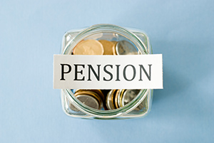 Must a prorated minimum still be paid if the pension is commuted on 1 July