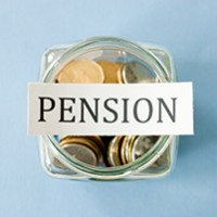 If rolling a pension from one fund to another, must the pension first be commuted