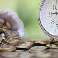 Salary sacrifice amounts and SG changes
