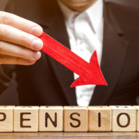 What is a reversionary pension?