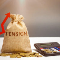 Minimum pension payments @ 50%?